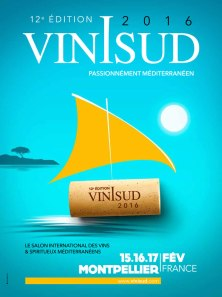 Vinisud 2016 logo
