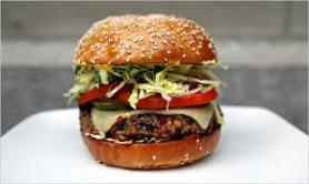 Hillstone veggie burger