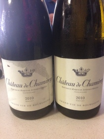 Chateau de Chamirey labels