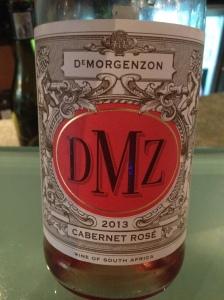 DMZ Cabernet Rose