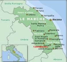Le Marche Italy