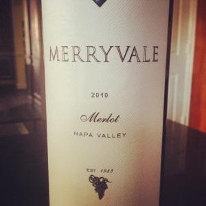 Merryvale 2010 Merlot