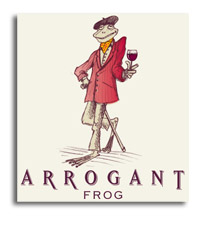 The Arrogant Frog