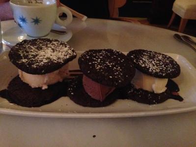 Bistro 31 dessert