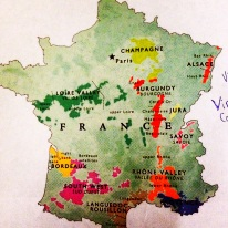 France wine regions