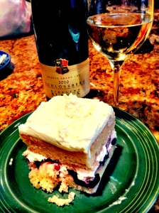 Schlossberg Riesling dessert