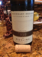 Boundary Breaks Riesling