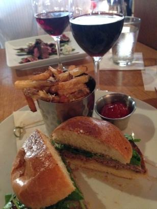Cedars Social dinner and E