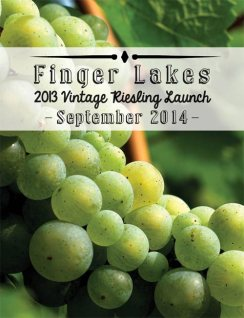 Finger Lakes Wine Alliance Riesling Launch