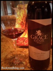 Grace Estate Cab Franc