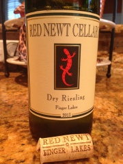 Red Newt Riesling