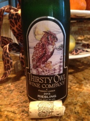 Thirsty Owl Riesling