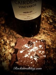 Cairdean Merlot dessert