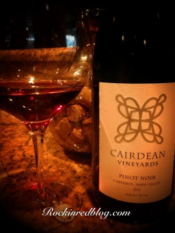 Caridean Estate Carneros Pinot Noir