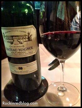 Chateau Magnol 2010 Bordeaux