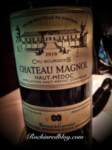 Chateau Magnol Bordeaux