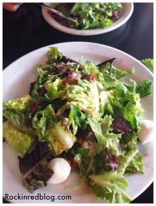 Dough Tuscan Salad