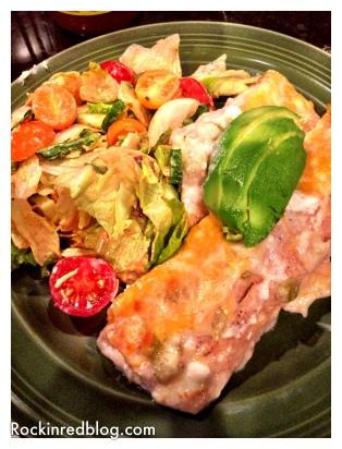 Kaiken Torrontes dinner (3)