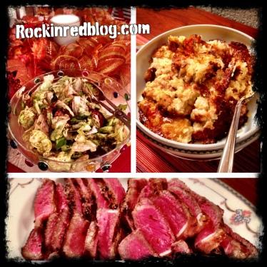LNO Nancy's dinner