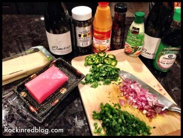 Omero dinner prep