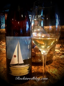 VA James River Gewurztraminer