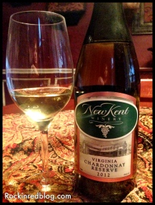 VA New Kent Chardonnay