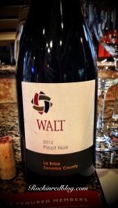 Walt Sonoma County Pinot Noir