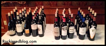 Wines of Chile tasting