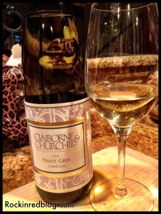 Claiborne and Churchill Pinot Gris