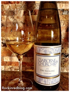 Claiborne and Churchill Riesling