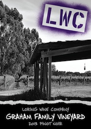 00201 LWC 2013 Pinot Graham Family 750ML Label-print