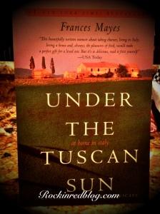Tuscan Sun book