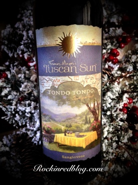 Tuscan Sun Sangiovese