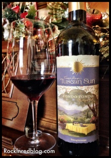Tuscan Sun wine