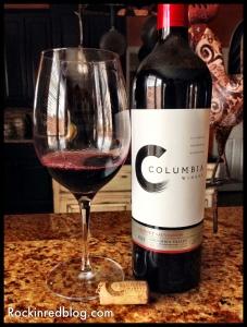 Columbia Winery Cabernet Sauvignon