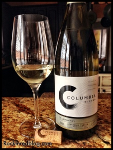 Columbia Winery Chardonnay