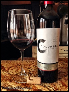 Columbia Winery Merlot