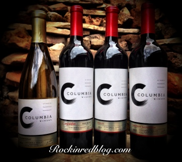 Columbia Winery Wines