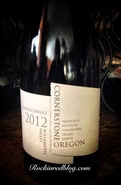 Cornerstone Cellars Chardonnay