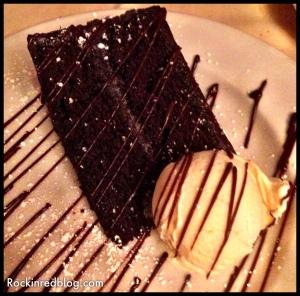 HPII chocolate cake