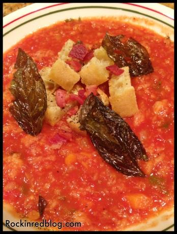 Tuscany Pappa Al Pomodoro soup