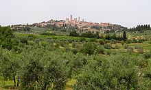 Tuscany - San Gimignano