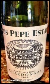 Clos Pepe 2000 Chardonnay