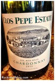 Clos Pepe 2012 Chardonnay
