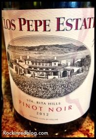 Clos Pepe 2012 Pinot Noir