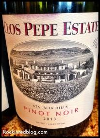Clos Pepe 2013 Pinot Noir