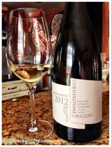 Cornerstone Cellars WV Chard