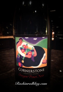 Cornerstone Stepping Stone Pinot Noir