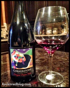 Cornerstone Stepping Stone Pinot Noir2