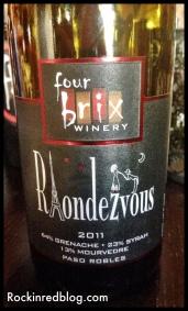 Four Brix Rhondezvous